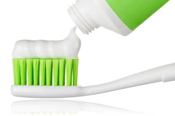 Homemade Fluoride-Free Toothpaste